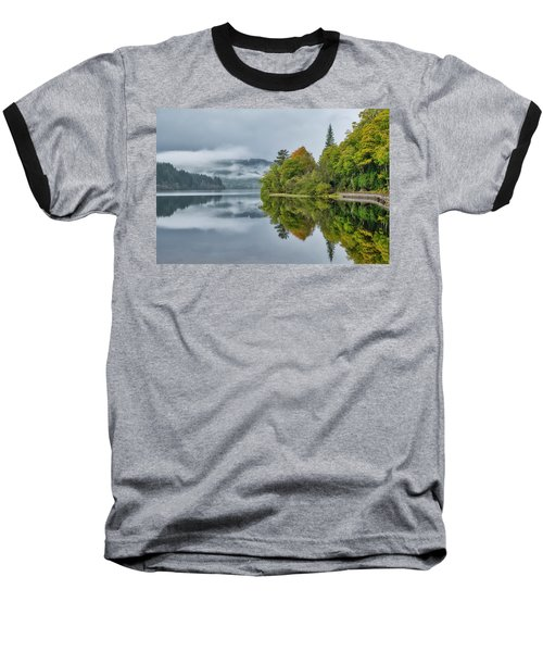 Loch Ard In Scotland Baseball T-Shirt