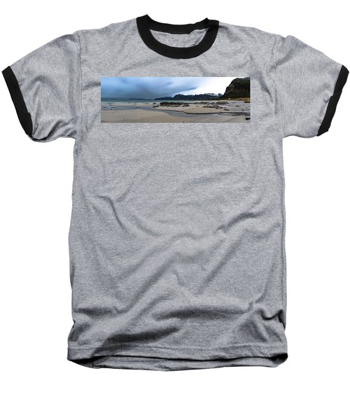 Lofoten Beach Baseball T-Shirt