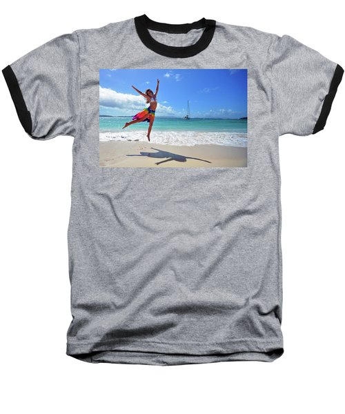 Lollick Frolic Baseball T-Shirt