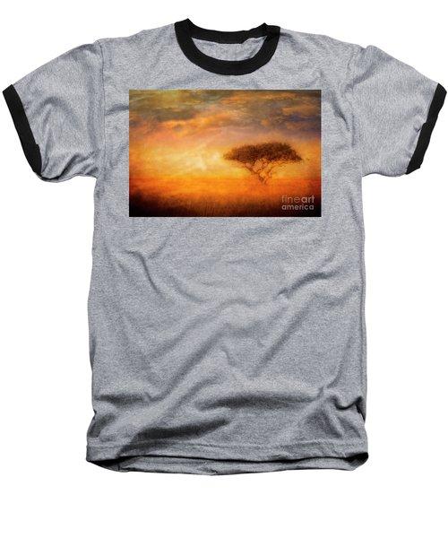 Lone Acacia Baseball T-Shirt