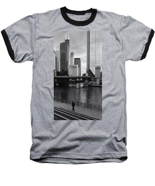 Lone Walk Baseball T-Shirt