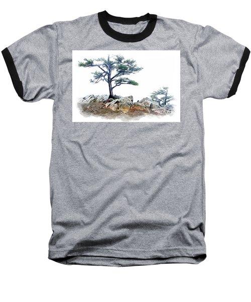 Lonely Planet Fx Baseball T-Shirt