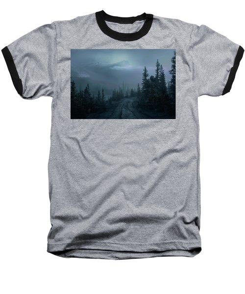 Lonely Trails Baseball T-Shirt
