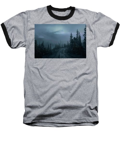 Lonely Trails Baseball T-Shirt