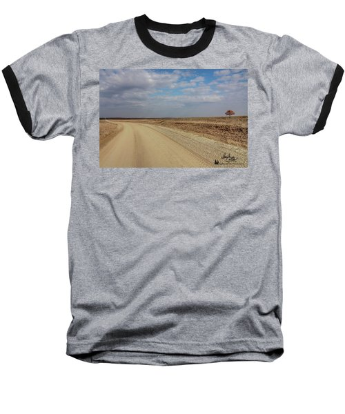 Lonesome Road Baseball T-Shirt