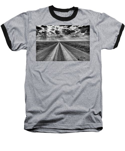 Long And Lonely Baseball T-Shirt