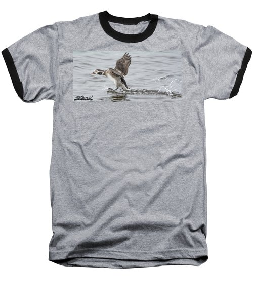 Long Tail Baseball T-Shirt