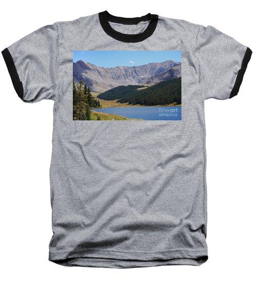 Longs Peak Colorado Baseball T-Shirt