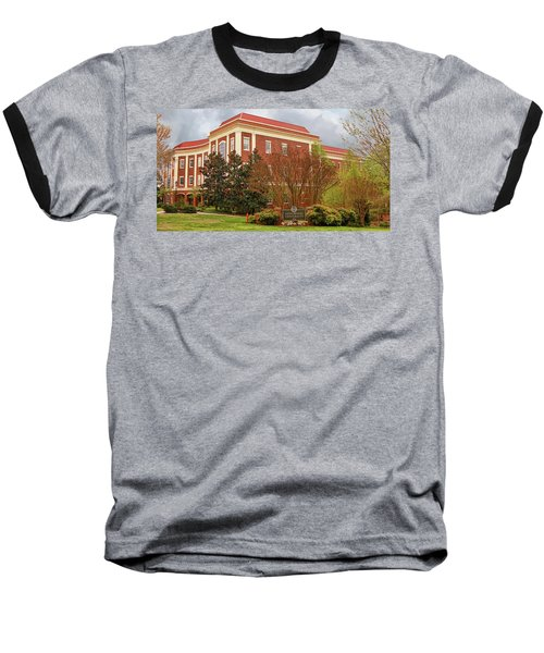 Chichester Hall At Longwood University Farmville Virginia Baseball T-Shirt