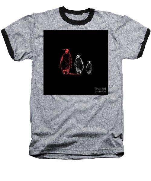 Look And Listen Baseball T-Shirt