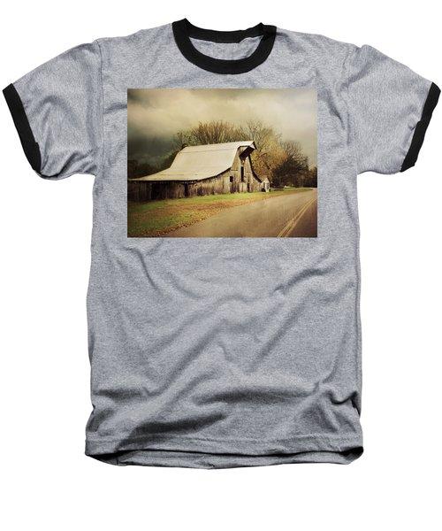 Look Both Ways Baseball T-Shirt