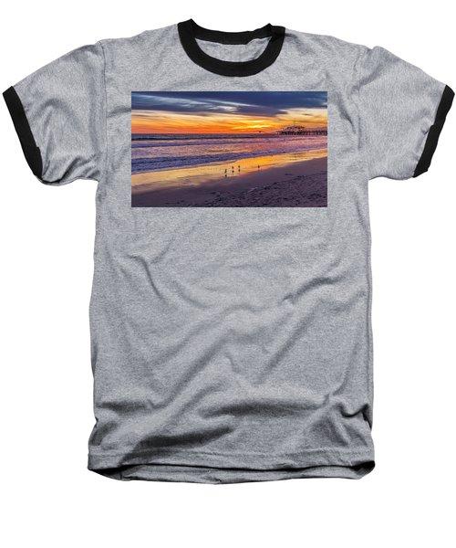 Look Out Below Baseball T-Shirt