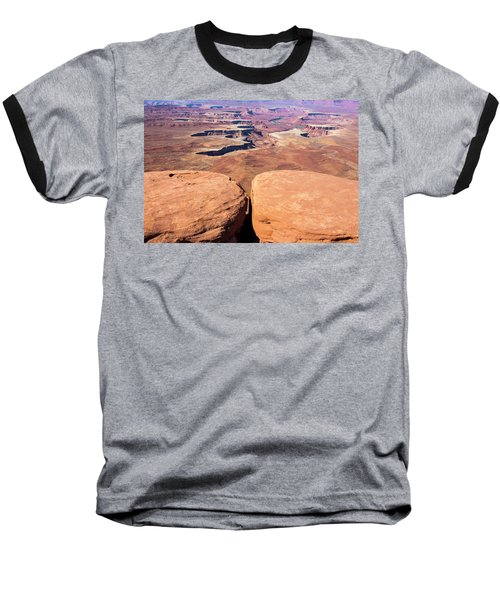 Look Out Point Baseball T-Shirt