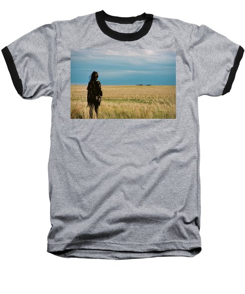 Look To The West Baseball T-Shirt