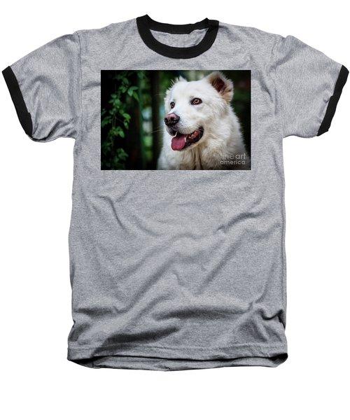 Looking Baseball T-Shirt