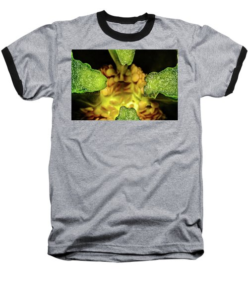 Looking Into A Pepper Baseball T-Shirt