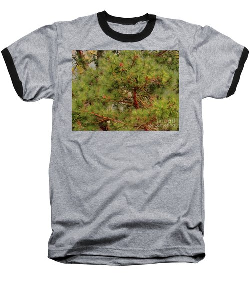 Baseball T-Shirt featuring the photograph Looking Up by Leigh Kemp