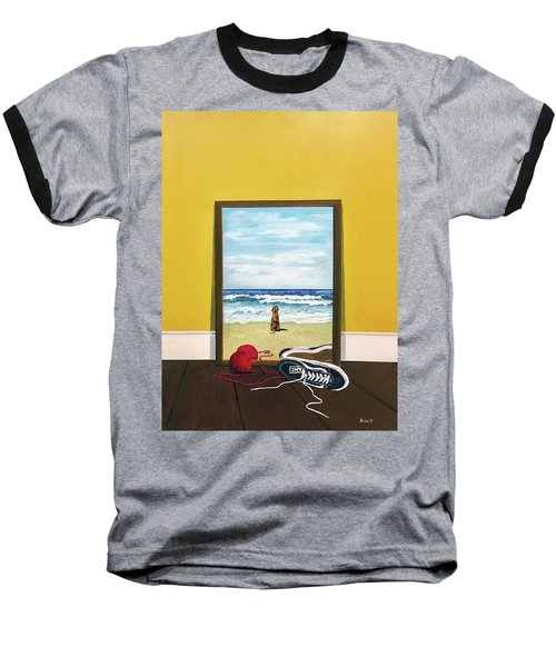 Loose Ends Baseball T-Shirt