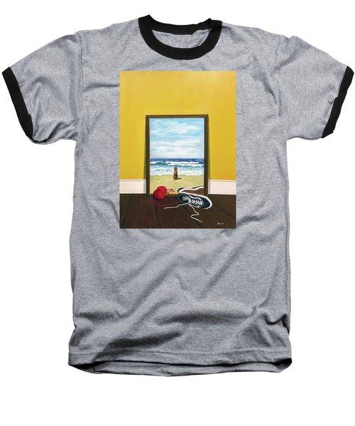 Loose Ends Baseball T-Shirt