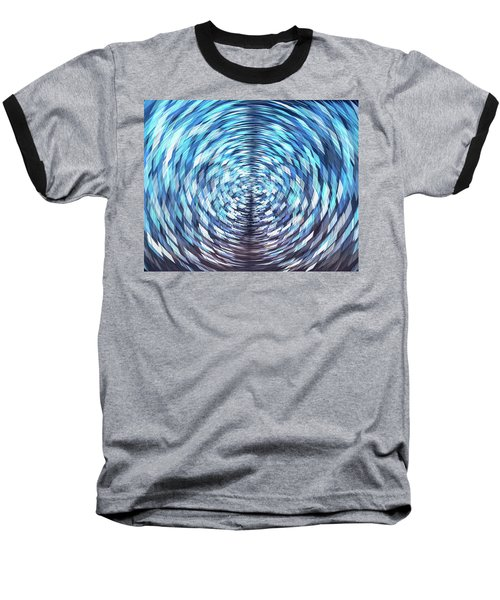 Lost In Hyperspace 10x8 Baseball T-Shirt