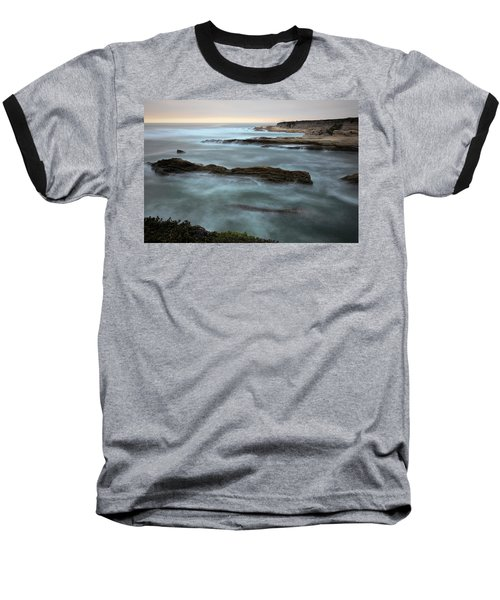 Lost In The Mist Baseball T-Shirt