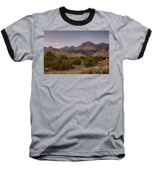 Lost River Twilight Baseball T-Shirt