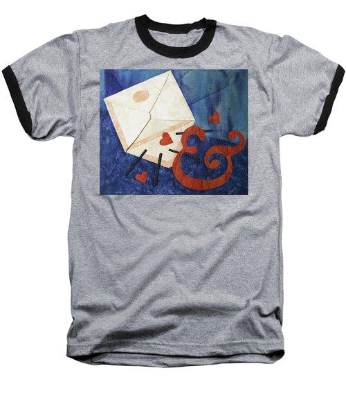 Love Letter Baseball T-Shirt