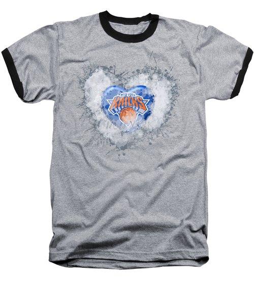 lOVE nEW yORK kICKS Baseball T-Shirt
