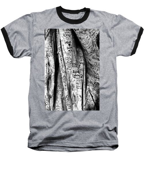 Love Signs Baseball T-Shirt