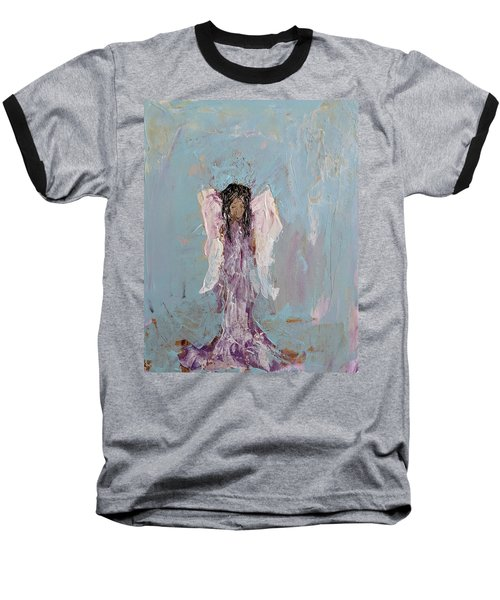 Lovely Angel  Baseball T-Shirt