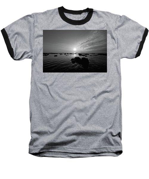 Low Tide 2 Baseball T-Shirt