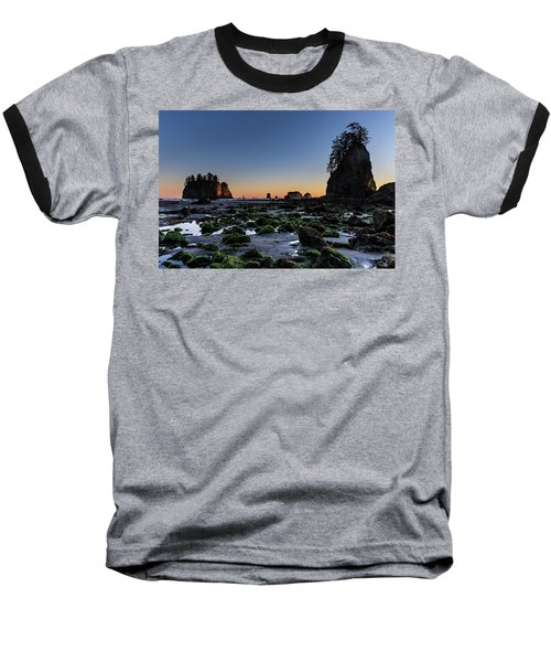 Low Tide Baseball T-Shirt