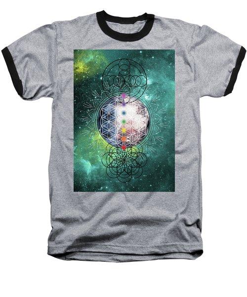 Lunar Mysteries Baseball T-Shirt