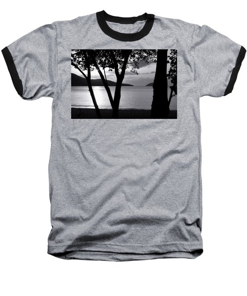 Magens Down Baseball T-Shirt