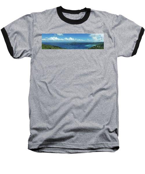 Magens Panorama Baseball T-Shirt