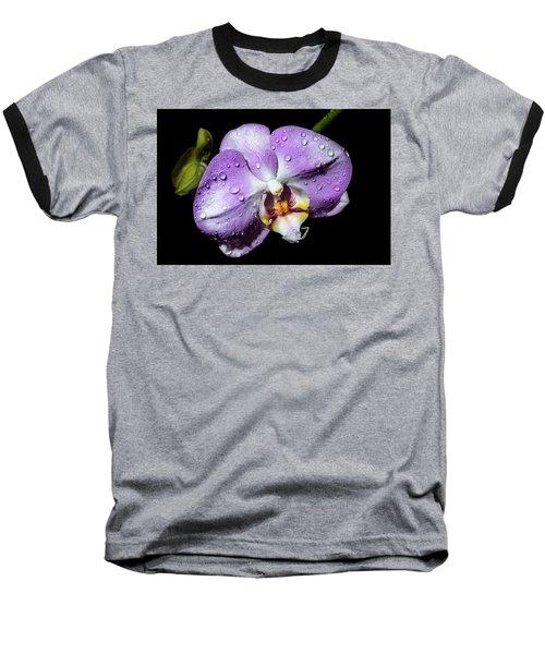 Magenta Phal Baseball T-Shirt