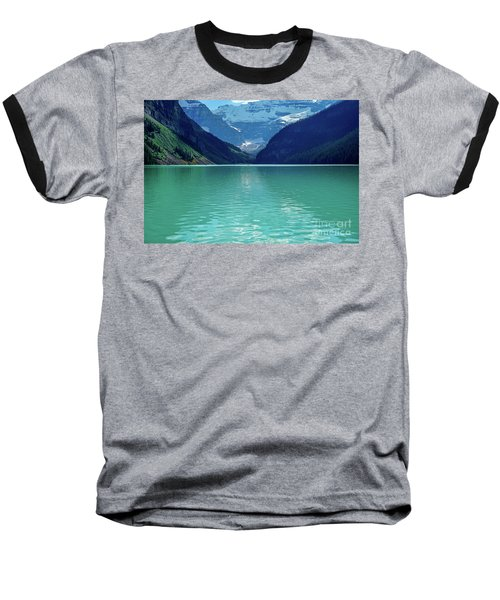 Magic At Lake Louise Baseball T-Shirt