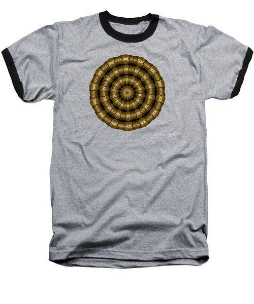 Magic Brass Rings For Apparel Baseball T-Shirt
