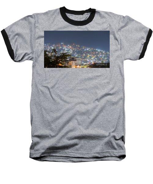 Magic Of Zihuatanejo Bay Baseball T-Shirt