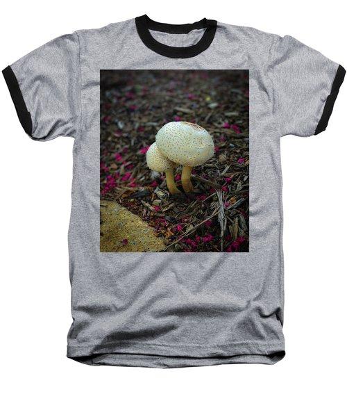Magical Mushrooms Baseball T-Shirt