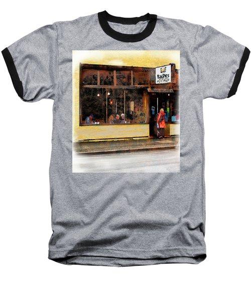 Magpies Baseball T-Shirt