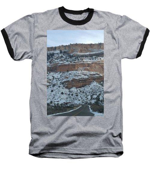 Majestic View Baseball T-Shirt