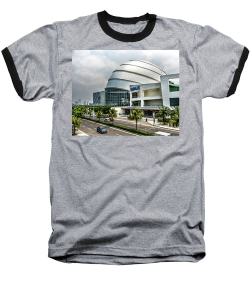Baseball T-Shirt featuring the photograph Mall Of Asia 4 by Michael Arend