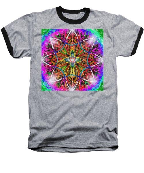 Mandala 12 11 2018 Baseball T-Shirt