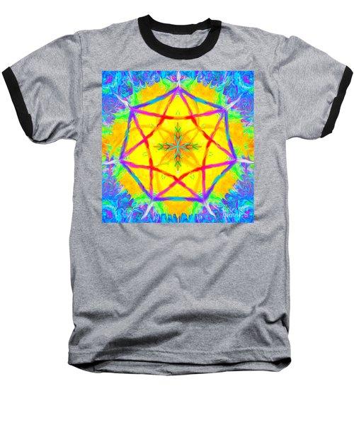 Mandala 12 9 2018 Baseball T-Shirt