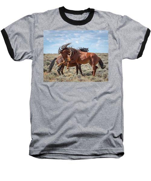 Mane For Days Baseball T-Shirt