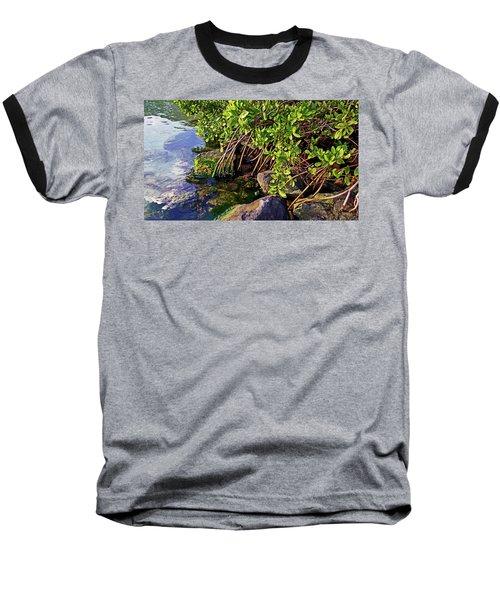 Mangrove Bath Baseball T-Shirt