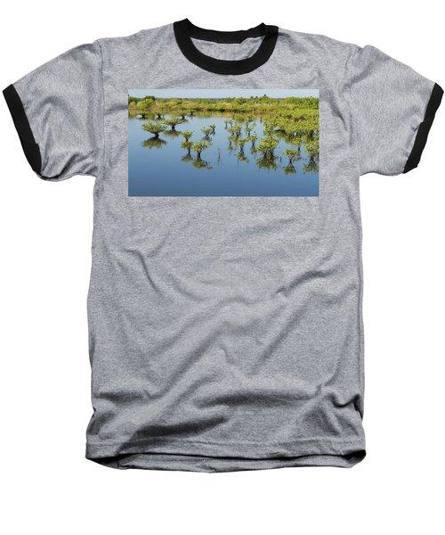 Mangrove Nursery Baseball T-Shirt