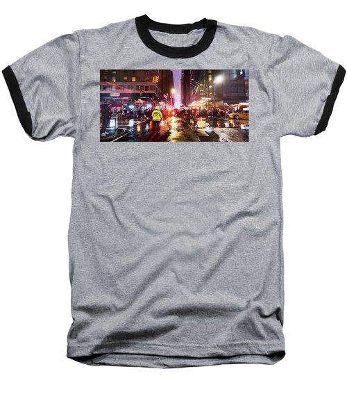 Manhattan Nye Baseball T-Shirt