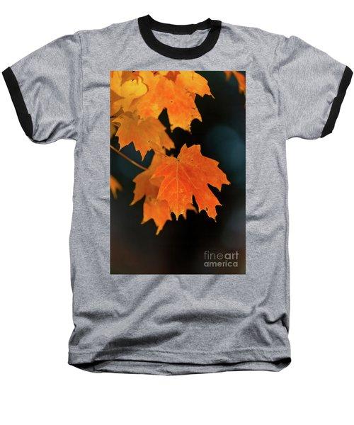 Maple-1 Baseball T-Shirt
